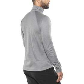 Meru Cannes Fleece Jacket Men Light Grey